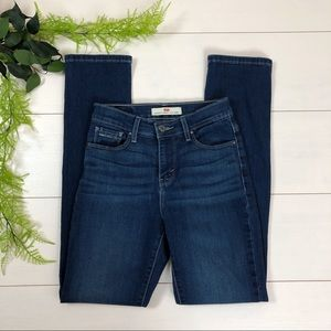 Levi's Perfectly Slimming 512 Skinny Jeans